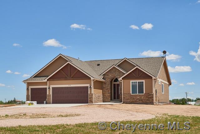 Lot 19 Star Pass Rd, Cheyenne, WY 82009 (MLS #68890) :: RE/MAX Capitol Properties
