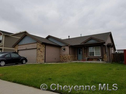 944 Concerto Ln, Cheyenne, WY 82007 (MLS #68947) :: RE/MAX Capitol Properties