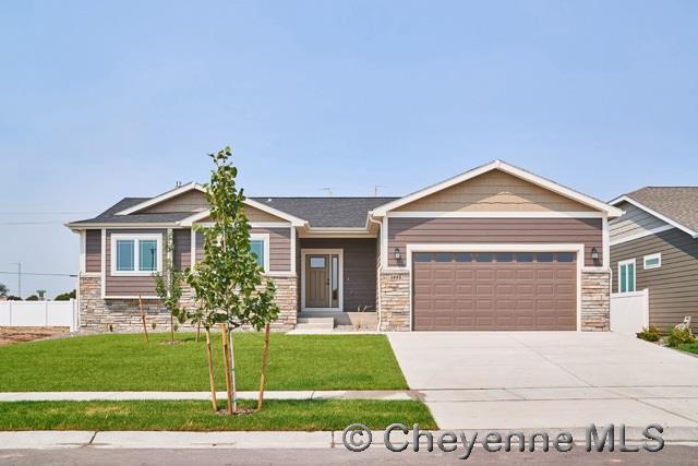 5606 Dayton Dr, Cheyenne, WY 82009 (MLS #68983) :: RE/MAX Capitol Properties