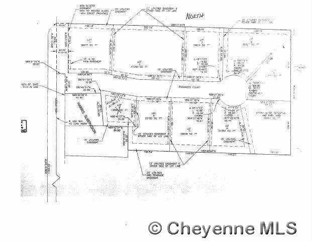Progress Lot #6 16TH ST, Wheatland, WY 82201 (MLS #68994) :: RE/MAX Capitol Properties