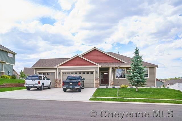 1338 Dorothy Ln, Cheyenne, WY 82009 (MLS #69015) :: RE/MAX Capitol Properties