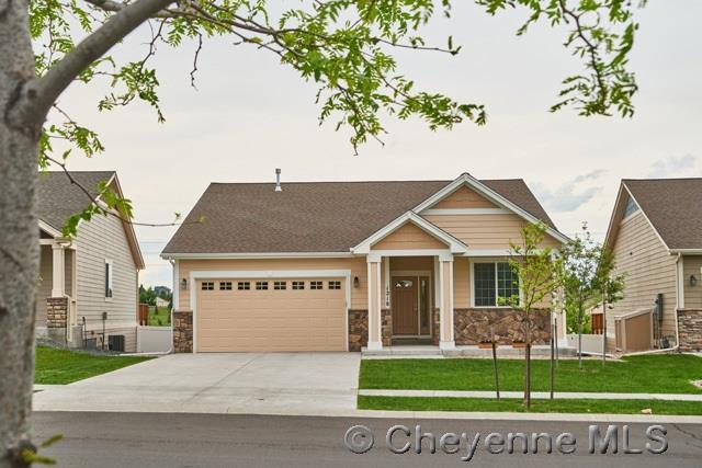 1218 Wendy Ln, Cheyenne, WY 82009 (MLS #69078) :: RE/MAX Capitol Properties