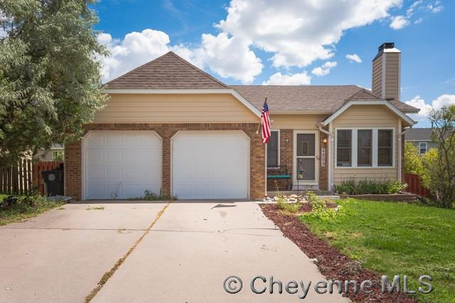 4809 Shell Beach Ave, Cheyenne, WY 82009 (MLS #69079) :: RE/MAX Capitol Properties