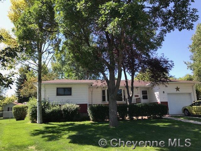 1755 Newton Dr, Cheyenne, WY 82001 (MLS #69083) :: RE/MAX Capitol Properties