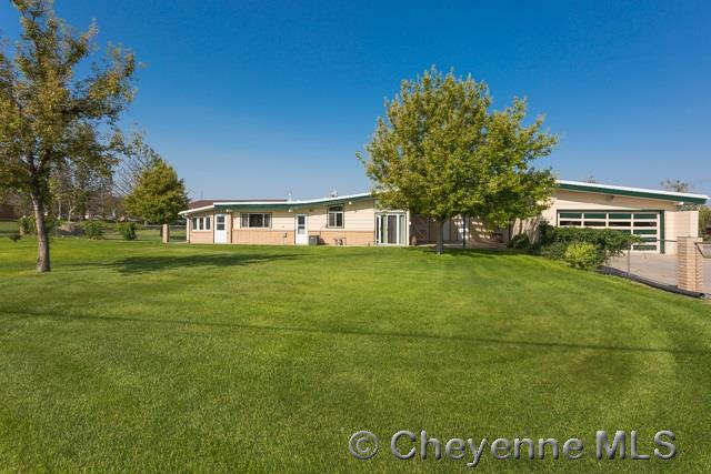 503 Maple St, Pine Bluffs, WY 82082 (MLS #69191) :: RE/MAX Capitol Properties