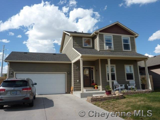 950 Concerto Ln, Cheyenne, WY 82007 (MLS #69348) :: RE/MAX Capitol Properties