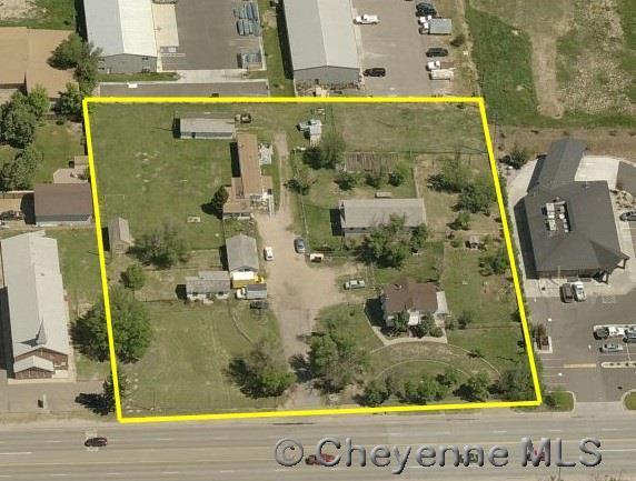 3906 E Pershing Blvd, Cheyenne, WY 82001 (MLS #69516) :: RE/MAX Capitol Properties
