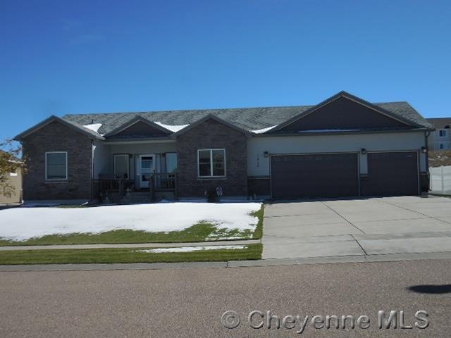 7605 Legacy Parkway, Cheyenne, WY 82009 (MLS #69610) :: RE/MAX Capitol Properties