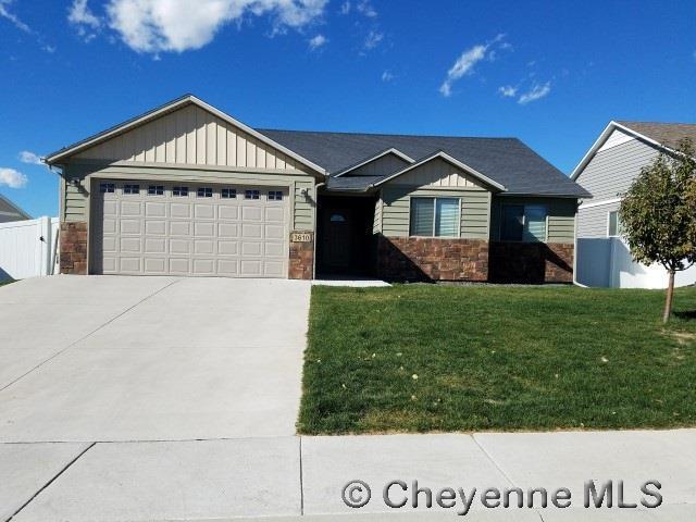 3610 Gunsmoke Rd, Cheyenne, WY 82001 (MLS #69627) :: RE/MAX Capitol Properties
