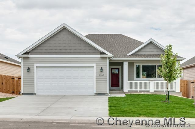 2014 Carob Ave, Cheyenne, WY 82001 (MLS #69636) :: RE/MAX Capitol Properties