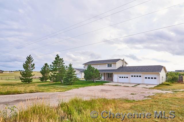 2090 Road 124, Cheyenne, WY 82009 (MLS #69650) :: RE/MAX Capitol Properties