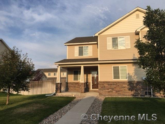 4717 Garnet Way, Cheyenne, WY 82009 (MLS #69653) :: RE/MAX Capitol Properties