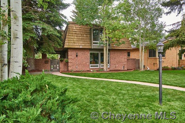 213 W 5TH AVE, Cheyenne, WY 82001 (MLS #69680) :: RE/MAX Capitol Properties