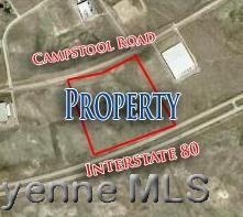 TBD Campstool Rd, Cheyenne, WY 82001 (MLS #69781) :: RE/MAX Capitol Properties