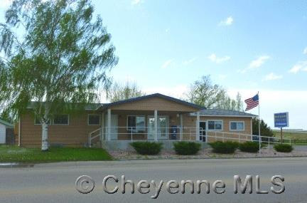 1203 16TH ST, Wheatland, WY 82201 (MLS #69839) :: RE/MAX Capitol Properties