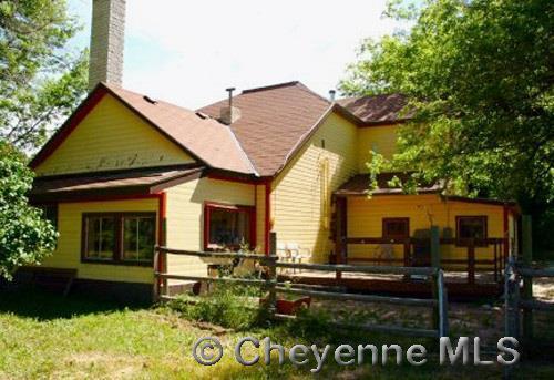 26 Little Lost Rd, Wheatland, WY 82201 (MLS #69935) :: RE/MAX Capitol Properties