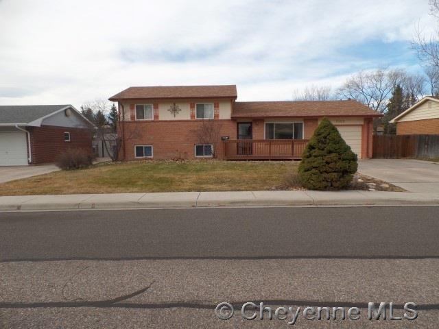 5122 Linden Wy, Cheyenne, WY 82009 (MLS #69984) :: RE/MAX Capitol Properties