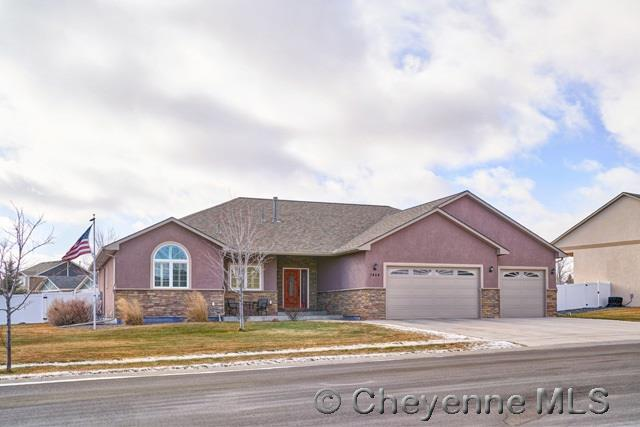7404 Michelle Joy Heights, Cheyenne, WY 82009 (MLS #70018) :: RE/MAX Capitol Properties