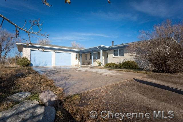 115 E Wallick Rd, Cheyenne, WY 82007 (MLS #70048) :: RE/MAX Capitol Properties