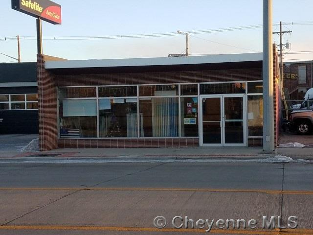 509 W Lincolnway, Cheyenne, WY 82001 (MLS #70245) :: RE/MAX Capitol Properties