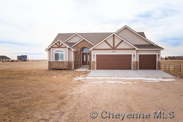 1167 Verlan Way, Cheyenne, WY 82009 (MLS #70309) :: RE/MAX Capitol Properties