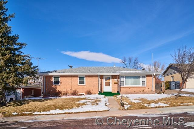 3212 Boxelder Dr, Cheyenne, WY 82001 (MLS #70405) :: RE/MAX Capitol Properties