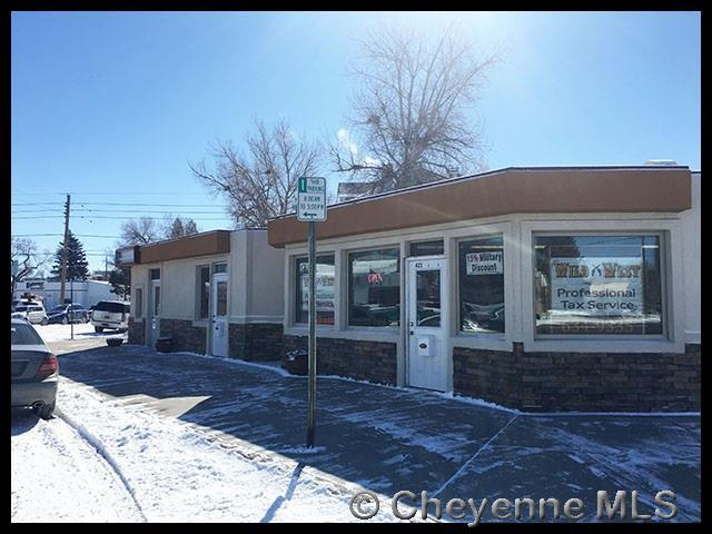419 Randall Ave, Cheyenne, WY 82001 (MLS #70660) :: RE/MAX Capitol Properties