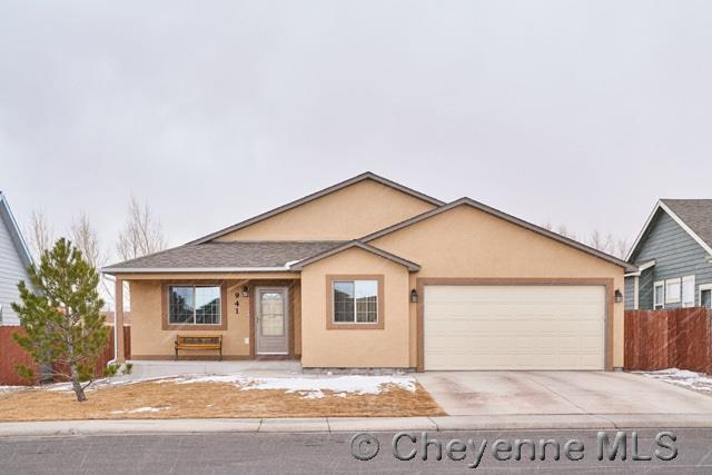 941 Ballad Ln, Cheyenne, WY 82007 (MLS #70742) :: RE/MAX Capitol Properties