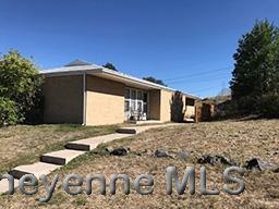 513 - 515 W 5TH ST, Cheyenne, WY 82007 (MLS #70752) :: RE/MAX Capitol Properties