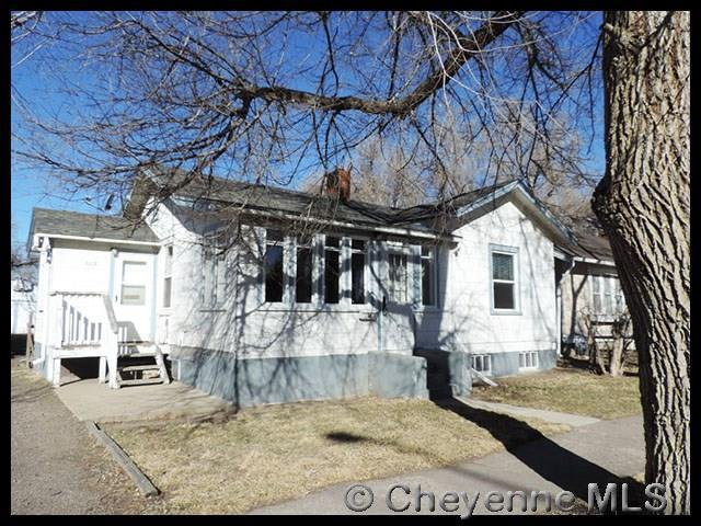 3116 Bent Ave, Cheyenne, WY 82001 (MLS #70765) :: RE/MAX Capitol Properties
