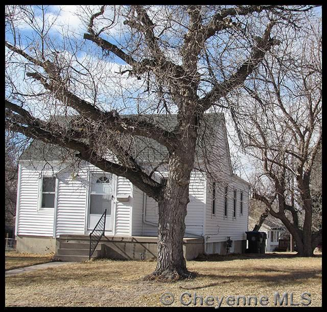 1120 E 22ND ST, Cheyenne, WY 82001 (MLS #70810) :: RE/MAX Capitol Properties