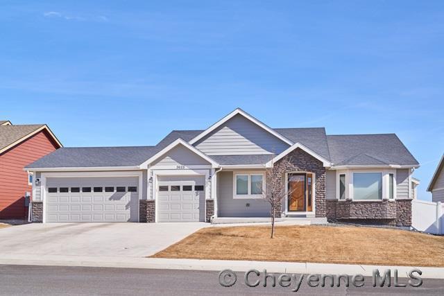 3625 Gunsmoke Rd, Cheyenne, WY 82001 (MLS #70843) :: RE/MAX Capitol Properties