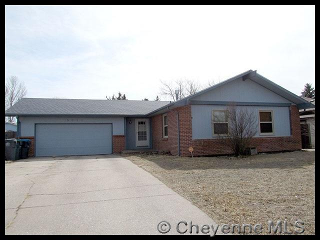 5011 Timberline Rd, Cheyenne, WY 82009 (MLS #70893) :: RE/MAX Capitol Properties