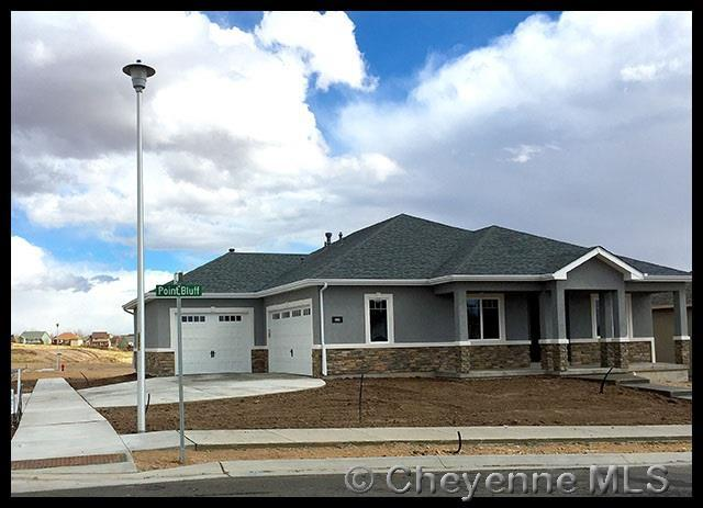 5822 Point Bluff, Cheyenne, WY 82009 (MLS #70895) :: RE/MAX Capitol Properties