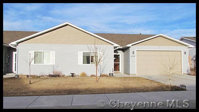 4014 Amber Trl, Cheyenne, WY 82001 (MLS #70898) :: RE/MAX Capitol Properties