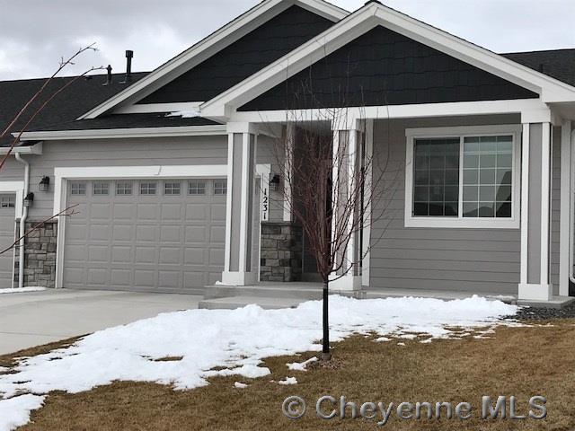 1231 Alyssa Way, Cheyenne, WY 82009 (MLS #70933) :: RE/MAX Capitol Properties