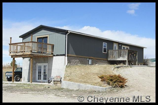 30 Idonna Dr, Wheatland, WY 82201 (MLS #70941) :: RE/MAX Capitol Properties
