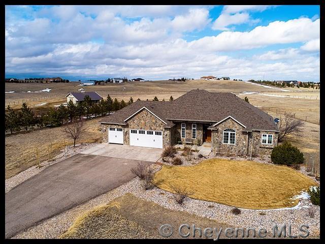 208 Pegasus Point, Cheyenne, WY 82009 (MLS #70943) :: RE/MAX Capitol Properties