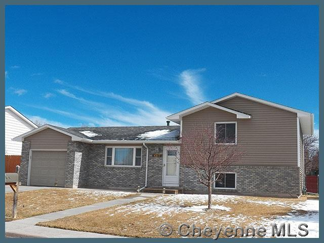 4317 Cleveland Ave, Cheyenne, WY 82001 (MLS #70949) :: RE/MAX Capitol Properties