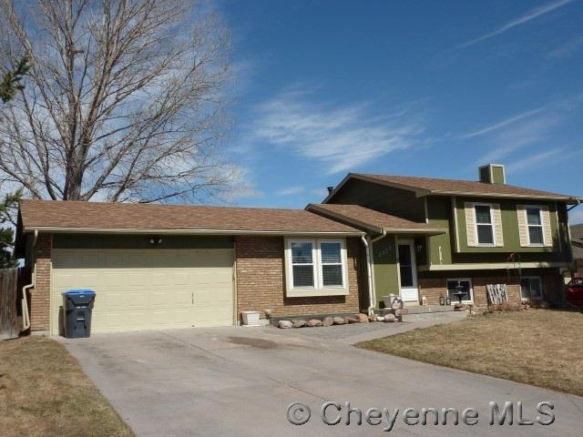 2372 Plain View Rd, Cheyenne, WY 82009 (MLS #70955) :: RE/MAX Capitol Properties