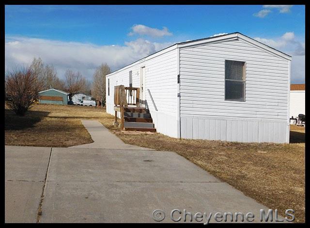 608 Little Valley Trl, Cheyenne, WY 82001 (MLS #70962) :: RE/MAX Capitol Properties