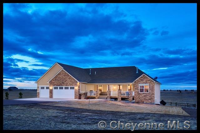 6740 Crested Butte, Cheyenne, WY 82009 (MLS #70984) :: RE/MAX Capitol Properties