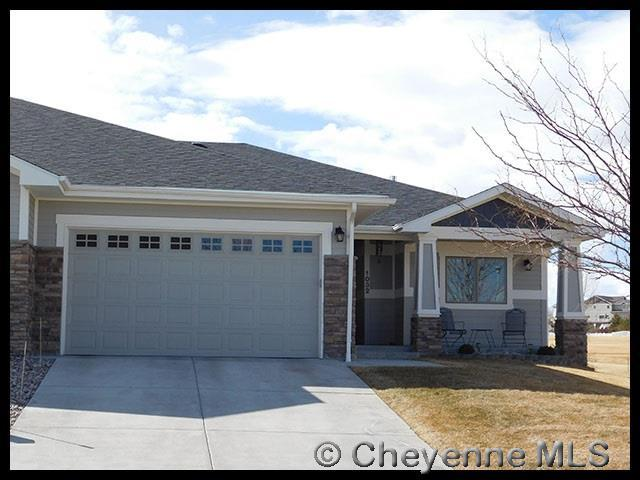 1032 Whispering Hills, Cheyenne, WY 82009 (MLS #70987) :: RE/MAX Capitol Properties