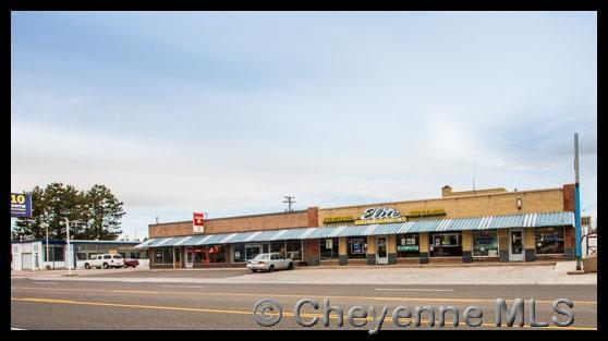 1026 E Pershing Blvd, Cheyenne, WY 82001 (MLS #71045) :: RE/MAX Capitol Properties