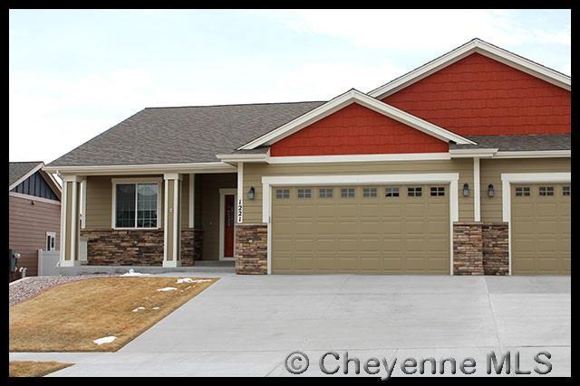 1221 Alyssa Way, Cheyenne, WY 82009 (MLS #71090) :: RE/MAX Capitol Properties