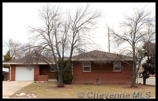 6103 Kevin Ave, Cheyenne, WY 82009 (MLS #71096) :: RE/MAX Capitol Properties