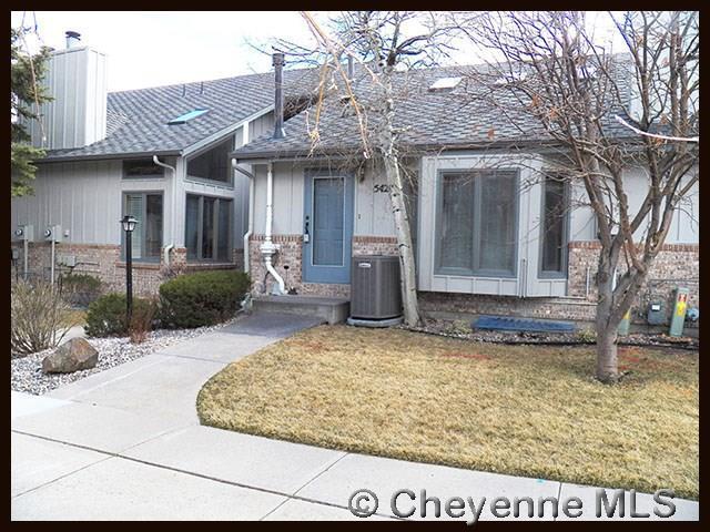 5423 Hynds Blvd, Cheyenne, WY 82009 (MLS #71166) :: RE/MAX Capitol Properties
