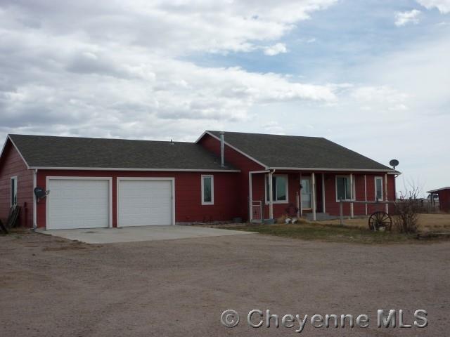 1043 Antelope Prairie Ln, Carpenter, WY 82054 (MLS #71238) :: RE/MAX Capitol Properties