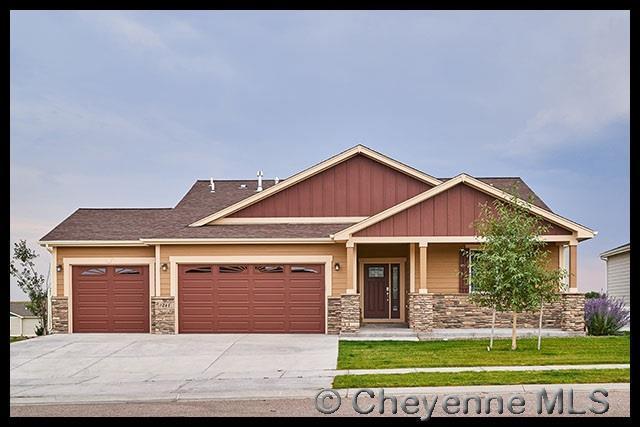 1243 Jessi Dr, Cheyenne, WY 82009 (MLS #71244) :: RE/MAX Capitol Properties