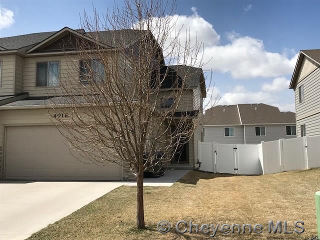 4016 Saddle Ridge Tr, Cheyenne, WY 82001 (MLS #71246) :: RE/MAX Capitol Properties